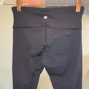 EUC Lululemon Wunder Under Pant